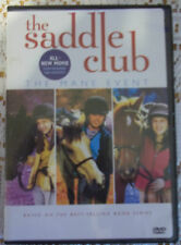 The Saddle Club - The Mane Event (DVD, 2005)