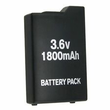 New 3.6V 1800mah Rechargeable Battery for Sony PSP-110 PSP-1001 PSP 1000 FAT US
