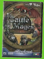 BATTLE MAGES sign of DARKNESS ITALIANO microforum pc cd rom AZIONE battlemage