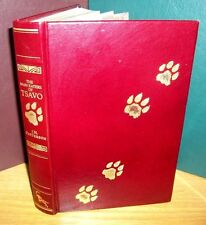 LEATHER J.H. Patterson THE MAN-EATERS OF TSAVO Briar Patch Press Uganda Railway