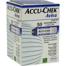 ACCU CHEK Aviva Teststreifen Plasma II 1X50 St