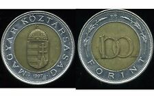 HUNGARY HONGRIE 100 forint 1997   ( it )
