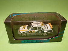 MINICHAMPS  1:43 MERCEDES BENZ 190E EVO 1 -BIELA  DTM -  IN NEAR MINT CONDITION