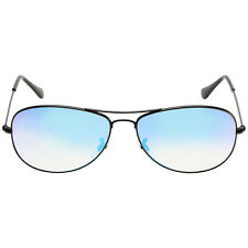 Ray-Ban Cockpit Blue Gradient Flash Sunglasses RB33620024O59