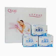 19 Packages Winalite Qiray Anion Sanitary Napkins No Fluorescent Agent Day Liner