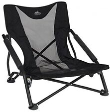 Outdoor Chair - Cascade Mountain Tech Lightweight, Compact And Durable Low