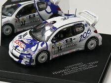 1/43ème PEUGEOT : 206 ESSO  WRC N° 14 ACROPOLIS RALLYE1999 DELECOURT GRATALOUP