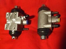 (x2) AUSTIN A40 Devon Dorset Somerset Sports REAR BRAKE WHEEL CYLINDERS 1950-55