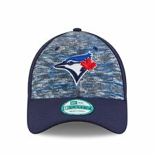 Toronto Blue Jays MLB Baseball Hat Cap New Era Velcro Adjustable OS 9Forty Mixer
