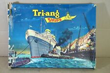 TRIANG MINIC SHIPS M895 SS NIEUW AMSTERDAM PRESENTATION GIFT SET BOXED nc