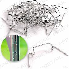 25x GREENHOUSE GLASS PANE W GLAZING CLIP Stainless Steel Spring Roof Replacement