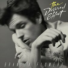 BRANDON FLOWERS THE DESIRED EFFECT CD - NEW RELEASE MAY 2015