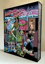 The League of Extraordinary Gentlemen: Nemo Trilogy (Slipcase Edition) Moore, A
