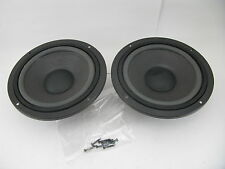 """JBL LX44 8"""" Woofer Speaker Pair (2) Part # 70450. Tested and Works"""