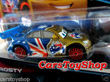 Disney Cars 2 - Frosty Neon  Diecast Racer Mark Winterbottom Ford V8 supercar