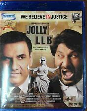 Jolly LLB Blu-Ray (2013) Original Bollywood Movie Bluray Arshad Warsi,