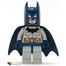 LEGO RETIRED 2007 DARK BLUE BATMAN Minifig Minifigure Figure 7787 7786
