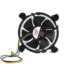 Computer CPU Cooling Cooler Fan Heatsink For Intel Socket LGA 775 Device Compact