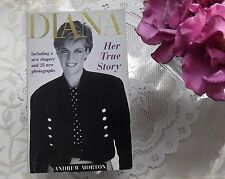 Princess Diana Her True Story with additional photos & content from England HTF