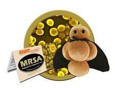 GIANTMICROBES ORIGINAL MRSA Multiple-Resistant Staphylococcus aureus - Peluche