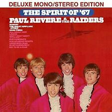 Paul Revere & the Ra - Spirit Of 67: Deluxe Mono / Stereo Edition [New CD] D