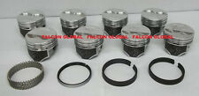Speed Pro TRW H660CP 060 pistons + MOLY rings 327 Chevy set/8 Chevelle Malibu