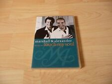DVD Marshall & Alexander - The way you touch my soul - 2002
