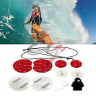 Surfing Surfboard Snowboard Expansion Pack Mount Kit For GoPro Hero 1 2 3 3+ 4