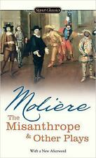 Misanthrope and Other Plays-ExLibrary