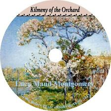 Kilmeny of the Orchard, Lucy M Montgomery Audiobook Fiction English on 1 MP3 CD