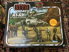 Star Wars AT-AP Attack Pod The Vintage Collection Vehicle MIB Box