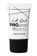 LA Girl PRO Prep HD.High-Definition Smoothing Face Primer 15ml + Free Shipping