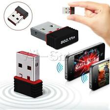 Hot Mini 150M USB WiFi Wireless LAN 802.11 n/g/b Adapter Nano Network 150Mbps AS