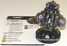 HAMMER 059A Deadpool and X-Force Marvel HeroClix Super Rare