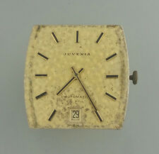 VINTAGE JUVENIA MENS AUTOMATIC WATCH MOVEMENT – DATE @ 6 – ETA 2872 - RUNS