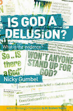 Is God a Delusion?: What is the Evidence?, By Gumbel, Nicky,in Used but Acceptab