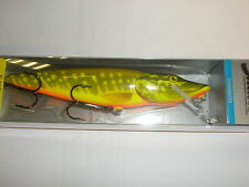 Salmo Floating Pike Lure 16cm 52g HOT PIKE Fishing tackle