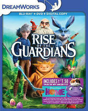 BRAND NEW!!  Rise of the Guardians (Blu-ray, 2013)