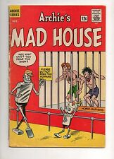 Archie's Madhouse #22 FIRST APPEARANCE of SABRINA The TEEN-AGE WITCH! 1962