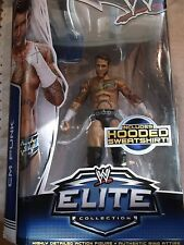 WWE CM Punk Elite collection Series #29 New in box 2014 De Mattel Action figure