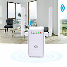 300Mbps Wireless N Mini Wifi Range Router Bridge Booster Extender AP Repeter