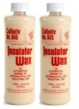 Collinite 845 Insulator Wax 2 Pints (2 Bottle)