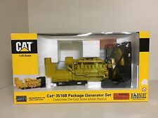 CAT 3516B Package Generator Set Diecast - Norscot - 1:25 - 55100