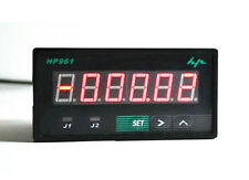 NEW Digital LED counter grating encoder display meter