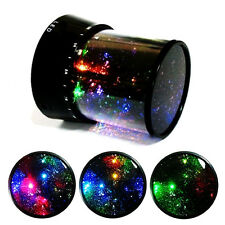 Kids Bedroom Night Starry Lamp Master Projector Sky Star LED Light Xmas Gift MO
