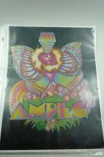 Ampeg SVT Vintage Bass Guitar Amplifier Service Manual/Schematic Hardcopy