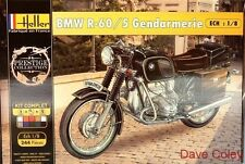 Heller gift set BMW R-60/5 Gendarmerie 1:8th Motor cycle