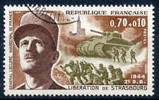 STAMP / TIMBRE FRANCE OBLITERE N° 1608  LIBERATION