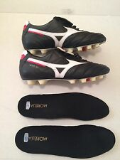 Mizuno Morelia II MIJ Japan Soccer Cleats High Volume Wide Fit US 12 30cm FG MD