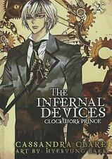 THE INFERNAL DEVICES 2 - NEW PREBIND BOOK